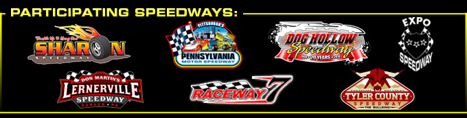Participating Speedways